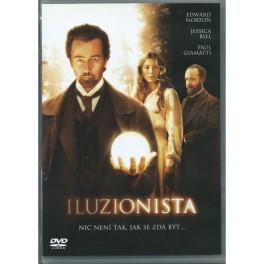 Iluzionista DVD