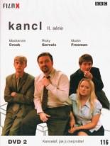 Kancl 2. séria 2 disk DVD