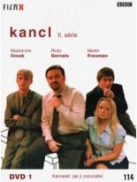 Kancl 2. séria 1 disk DVD