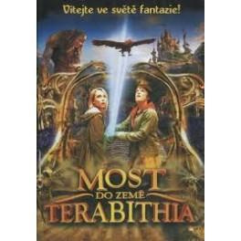 Most do země Terabithia DVD