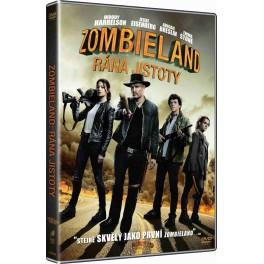 Zombieland: Rána jistoty DVD