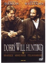 Dobrý Will Hunting DVD