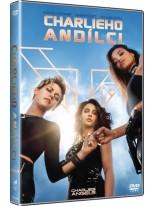 Charlieho andílci DVD