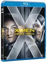 X-Men První třída Bluray