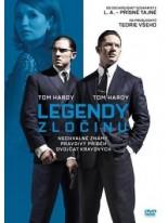Legendy zločinu DVD