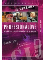 Profesionálové 12.disk DVD