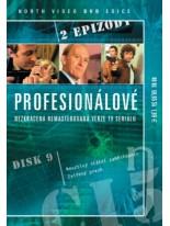 Profesionálové 9.disk DVD