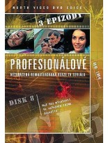 Profesionálové 8.disk DVD