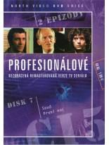 Profesionálové 7.disk DVD