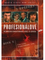 Profesionálové 6.disk DVD