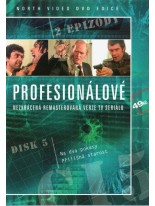 Profesionálové 5.disk DVD