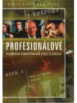 Profesionálové 4.disk DVD