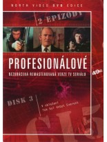 Profesionálové 3.disk DVD