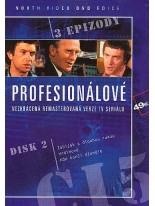 Profesionálové 2.disk DVD