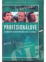 Profesionálové 1.disk DVD