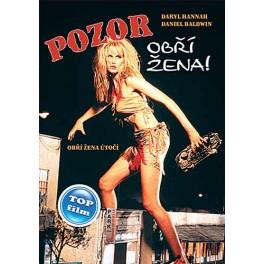Pozor, obří žena DVD