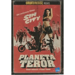 Planeta Teror DVD