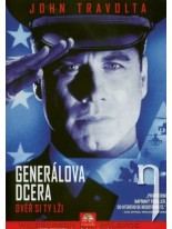 Generálova dcera DVD