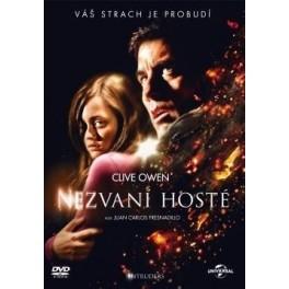 Nezvaný hosté DVD
