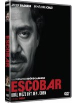Escobar DVD