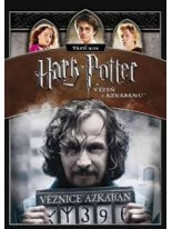 Harry Potter a väzeň z Azkabanu DVD