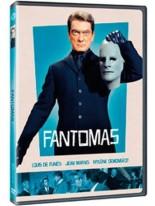 Fantomas DVD