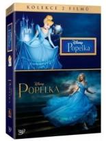 Popoluška + Popoluška DVD Kolekce