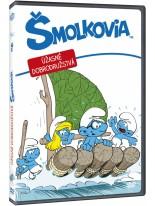 Šmolkovia: Úžasné dobrodružstvá DVD