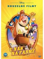 U nás na farmě - DVD / Disney Kouzelné filmy č.14