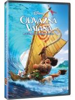 Odvážna Vaiana DVD