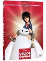 Veľká 6 - Edícia Disney klasické. rozprávky DVD