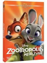 Zootropolis - Edícia Disney klasické rozprávky DVD