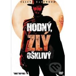 Hodný, zlý a ošklivý DVD