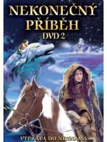 Nekonečný příběh 2 DVD