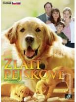 Zlatí pejskové DVD