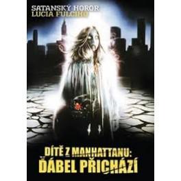 Díte z Manhattanu Ďábel přichází DVD