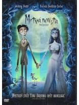 Mrtvá nevěsta DVD