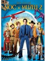 Noc v múzeu 2 DVD