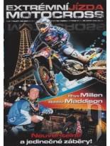 Extrémní motocross DVD