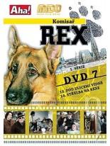 Komisař Rex 1.série 7 DVD