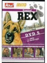 Komisař Rex 1.série 5 DVD
