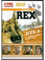 Komisař Rex 1.série 4 DVD