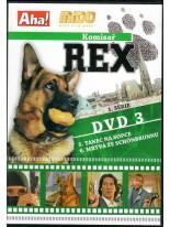 Komisař Rex 1.série 3 DVD