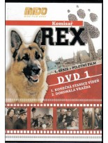 Komisař Rex 1.série 1 DVD