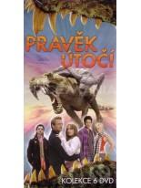 Pravěk útočí KOLEKCE 1. séria 6DVD
