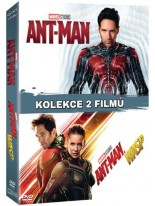 Ant Man + Ant Man and Wasp Kolekce 2DVD