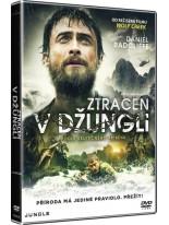 Stratený v džungli DVD
