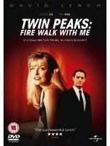 Twin Peaks Fire walk with me DVD