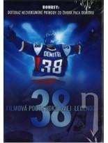38 - FILMOVÁ POCTA HOKEJOVEJ LEGENDE DVD
