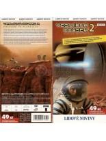 Vesmírna odysea 2 DVD